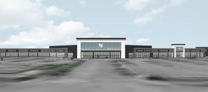Northumberland Mall Re-development