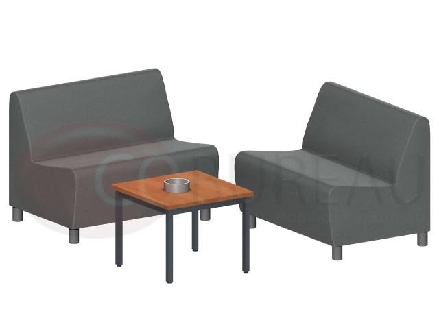 table basse metal 60x60 plateau carree plateau en panneau melamine epaisseur 19 mm