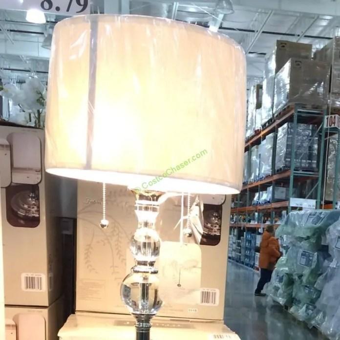 J. Hunt Home Crystal Floor Lamp – CostcoChaser