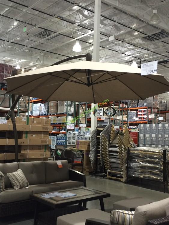 offset patio umbrella costco off 78