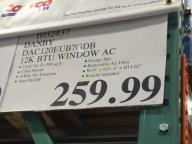 Costco-1032437-Danby-DAC120EUB7GDB-12K-BTU-Window-AC-tag
