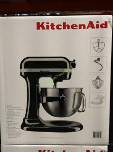 Kitchenaid 6qt Bowl Lift Mixer With Stainless Steel Bowl