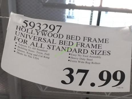 Hollywood Bed Frame Universal Bed Frame For All Standard
