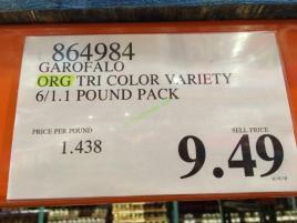 Costco-864984-Garofalo-Organic-Tri-Color-tag