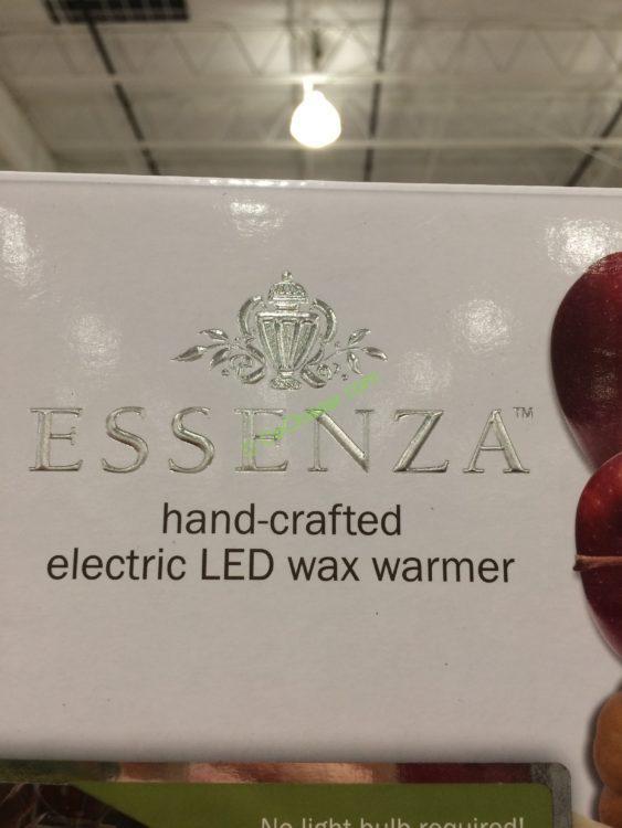 Essenza Wax Warmer With 4pk Fragrances Costcochaser