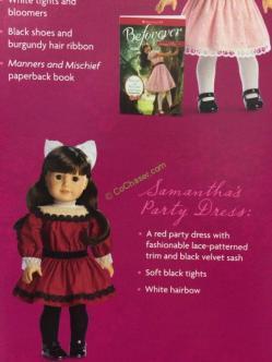 Costco-1053341-American-Girl-Samantha-Parkington-18Inch-Doll-Set-part1