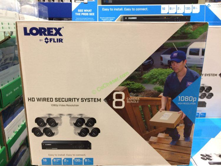 Lorex Security Cameras