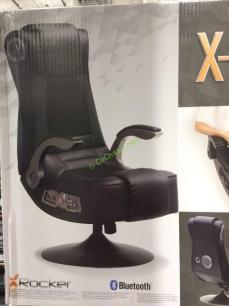 X Rocker X Pro Bluetooth Pedestal Gaming Chair Costcochaser