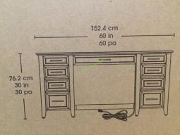 Costco-1074717-Bayside-Furnishings-Executive-Writing-Desk-Double-Pedesta--size