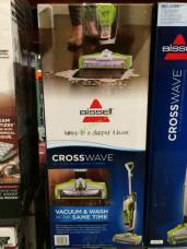 Bissell Crosswave Multi Surface Floor Cleaner Costcochaser