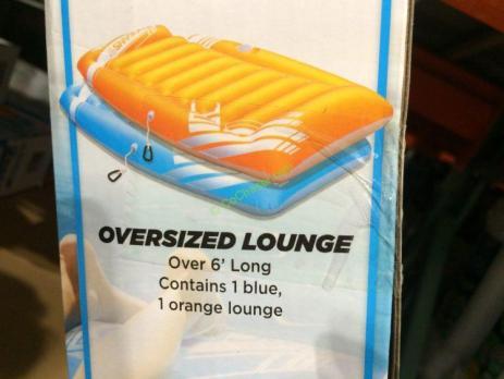 Ocean By Aqua Leisure Tropics Lounge 2pk Costcochaser