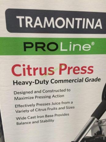 Tramontina Proline Citrus Press Costcochaser