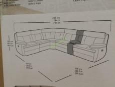 Costco-1041145-Fabric-Reclining-Sectional-size
