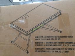 Surprising Turnkey Sit N Stand Desk Adjustable Height Costcochaser Interior Design Ideas Clesiryabchikinfo
