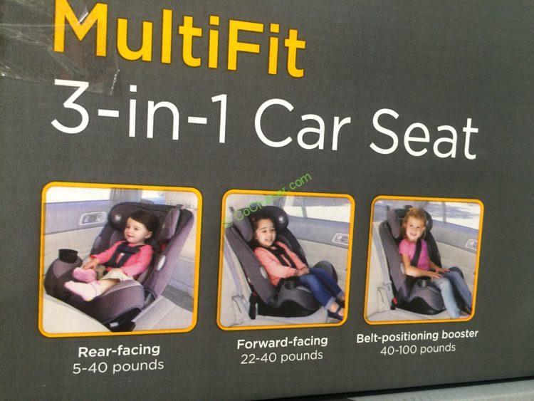Convertible Car Seat Review Safety 1st Grow Go Baby Bargains