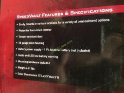 Costco-655358-Gunvault-Speedvault-SV500-spec
