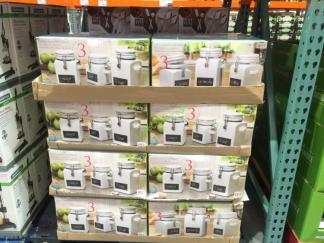 Costco-1050008-3PK-Ceramic-Canister-Set with-Scoops-all