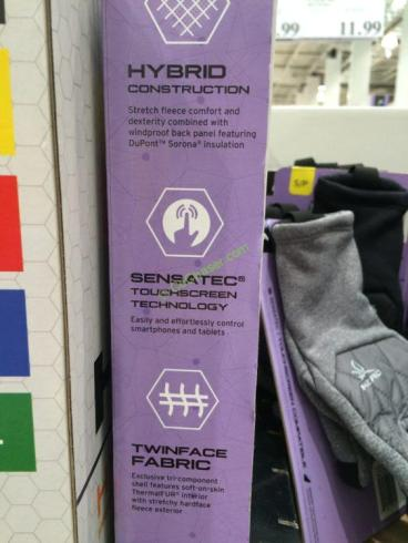 Costco-1075260-1075261-Head-Hybrid –Touchscreen-Gloves-spec1