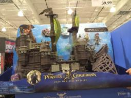 Costco-1140291-Disney –Pirates-of-the-Caribbean-Ghost-Ship-Playset
