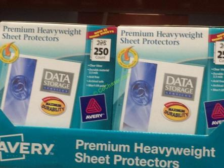 Costco-488664-Avery-Heavyweight-Clear-Sheet-Protectors-all