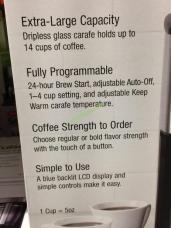 Costco-2565000-cuisinart-brew-central-14cup-coffee-maker-spec