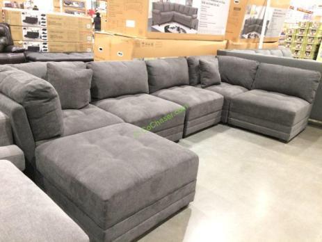 Costco-1158040-1158041-Bainbridge-Fabric-Sectional-with-Ottoman1