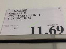 Costco-1092368-Kellogg's- Special-K-Crustless-Quiche-tag