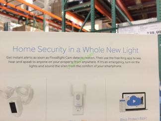 Ring Floodlight Camera Amp Chime Pro Costcochaser