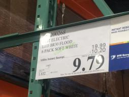 Costco-1200268-Feit-Electric-LED-BR30-Flood-6Pack-Soft-White-tag