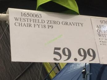 Costco-1650063-Westfield-Zero-Gravity-Chair-tag