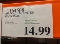 Costco-1164508-2PK-Wall-Mounted-Hook-Rail-tag