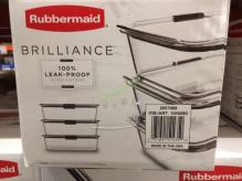 Costco-1050080-Rubbermaid –Brilliance-Food-Storage-Set-item