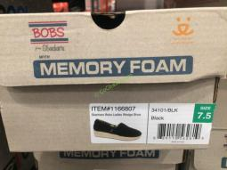 Costco-1166807-Skechers-Bobs-Ladies-Canvas-Wedge-Shoe-name