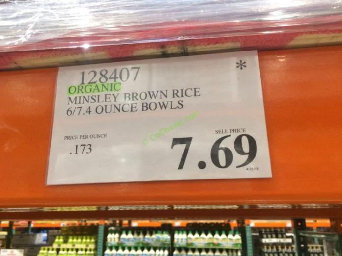 Costco-128407- Organic-Minsley-Brown-Rice-tag