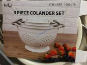 Costco-1050076-MIU-3-Piece-Colanders-Set-face