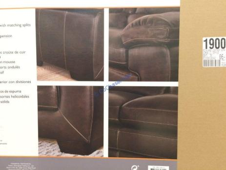 Costco-1900171-1900172-Simon-Li-Leather-Sofa-Loveseat-part1