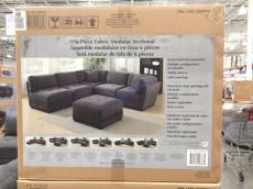 Costco-2000701-6PC-Fabric-Modular-Sectional1