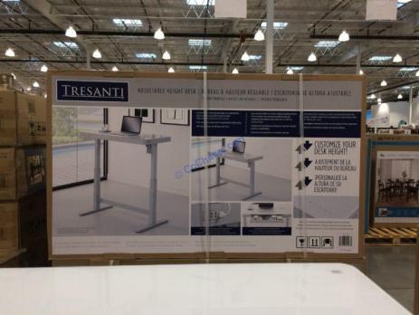 Tresanti Adjustable Height Desk Model Odp10555 48d908