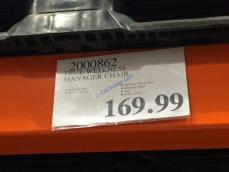 Costco-2000862- True-Wellness-Manager-Chair-tag
