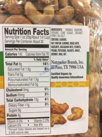 Costco-1089071-Organic-Hoodys-honey-Cashews-chart