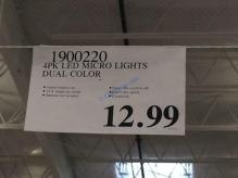 Costco-1900220-4PK-LED-Micro-Lights-Dual-Color-tag