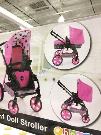 Costco-1197493-iCoo-3-in-1-Doll-Stroller3