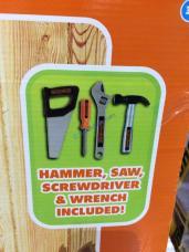 Costco-1220312-BLACK-DECKER-Junior-Builder-Workbench-part