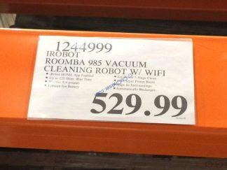 Costco-1244999-Irobot-Roomba-985-Vacuum-Cleaning-Robot -tag