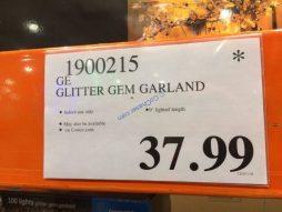Costco-1900215-GE-Glitter-Gem-Garland-tag