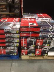 Costco-1231412-CAP-Barbell-200LB-Dumbbell-Set-Horizontal-Rack-all