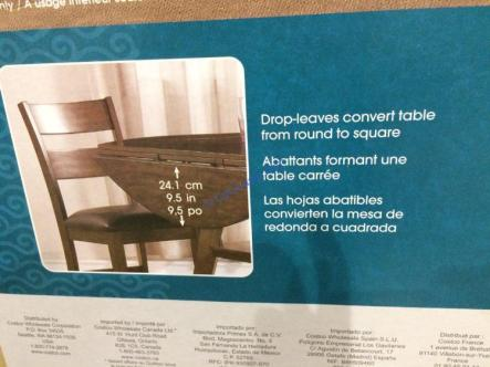 Costco-2000904-Bayside-Furnishings-7PC-Square-to-Round-Counter-Height-Dining- Set-spec