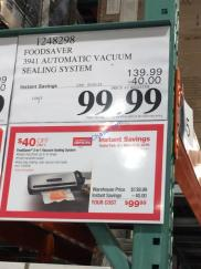 Costco-1248298-FoodSave- 2-in-1-Vacuum-Sealing-System-tag