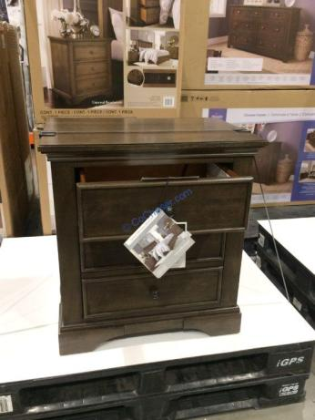 Costco-1900065-Universal-Broadmoore-Nightstand-with-Powder2