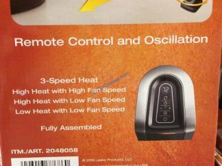 Costco-2048058-Lasko-Ceramic-Tower-Heater-spec1